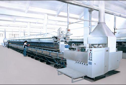 飞宇2008型自动缫丝机
